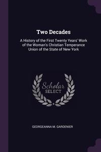 Книга под заказ: «Two Decades»