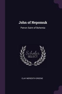 Книга под заказ: «John of Nepomuk»