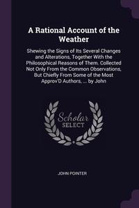 Книга под заказ: «A Rational Account of the Weather»