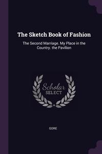 Книга под заказ: «The Sketch Book of Fashion»