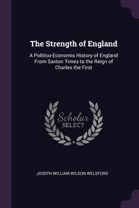 Книга под заказ: «The Strength of England»