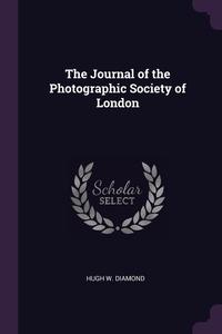 Книга под заказ: «The Journal of the Photographic Society of London»