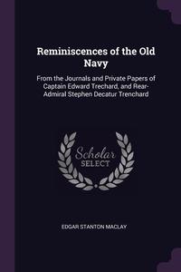 Книга под заказ: «Reminiscences of the Old Navy»