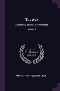 Книга под заказ: «The Auk»