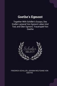 Книга под заказ: «Goethe's Egmont»