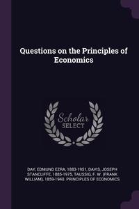 Книга под заказ: «Questions on the Principles of Economics»