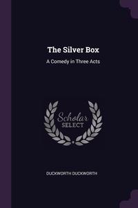 Книга под заказ: «The Silver Box»