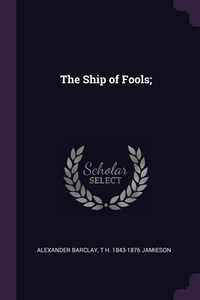 Книга под заказ: «The Ship of Fools;»