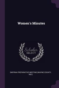 Книга под заказ: «Women's Minutes»