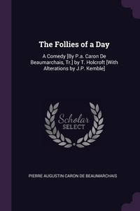 Книга под заказ: «The Follies of a Day»