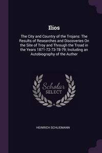Книга под заказ: «Ilios»