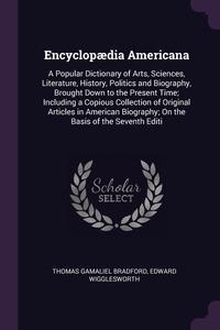 Книга под заказ: «Encyclopædia Americana»
