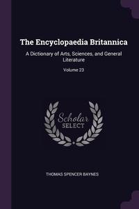 Книга под заказ: «The Encyclopaedia Britannica»