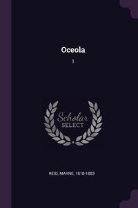 Oceola: 1, Reid Mayne обложка-превью