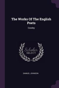 Книга под заказ: «The Works Of The English Poets»
