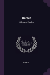 Horace: Odes and Epodes, Horace Horace обложка-превью