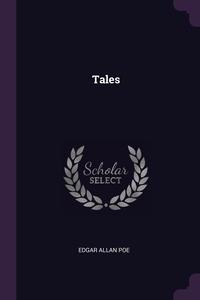 Tales, Эдгар По обложка-превью