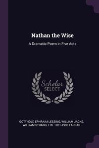 Книга под заказ: «Nathan the Wise»