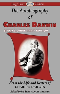 The Autobiography of Charles Darwin, Charles Darwin, Francis Darwin обложка-превью