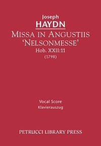 Книга под заказ: «Missa in Angustiis 'Nelsonmesse', Hob.XXII»