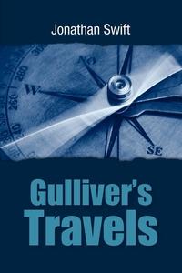 Gulliver's Travels, Jonathan Swift обложка-превью