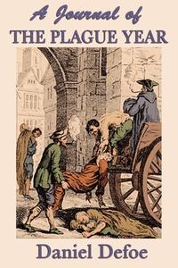 A Journal of the  Plague Year, Daniel Defoe обложка-превью