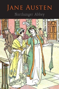 Northanger Abbey, Jane Austen обложка-превью