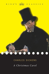 A Christmas Carol (King's Classics), Чарльз Диккенс обложка-превью