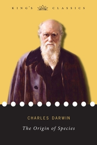The Origin of Species (King's Classics), Charles Darwin обложка-превью