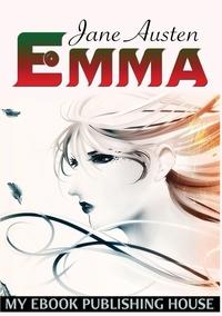 Emma, Jane Austen обложка-превью