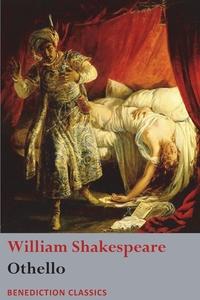 Othello, William Shakespeare обложка-превью
