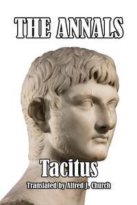 The Annals, Tacitus обложка-превью