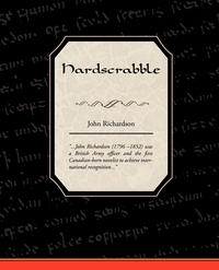 Hardscrabble, John Richardson обложка-превью