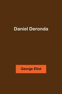 Daniel Deronda, George Eliot обложка-превью