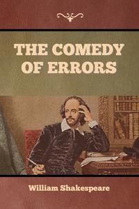 The Comedy of Errors, William Shakespeare обложка-превью