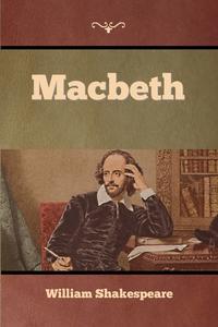 Macbeth, William Shakespeare обложка-превью