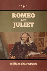 Romeo and Juliet, William Shakespeare обложка-превью