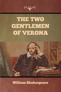 The Two Gentlemen of Verona, William Shakespeare обложка-превью