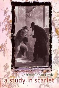 A Study in Scarlet, Doyle Arthur Conan обложка-превью