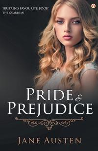 Pride & Prejudice, Jane Austen обложка-превью