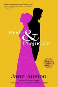 Pride and Prejudice (Warbler Classics), Jane Austen, Ulrich Baer, Virginia Woolf обложка-превью