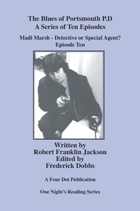 Madi Marsh - Detective or Special Agent?: Episode 10, Robert Jackson обложка-превью
