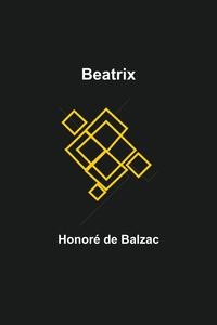 Beatrix, Honore De Balzac обложка-превью