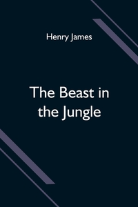 The Beast in the Jungle, Henry James обложка-превью