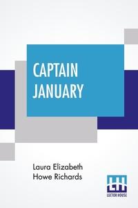 Captain January, Laura Elizabeth Howe Richards обложка-превью