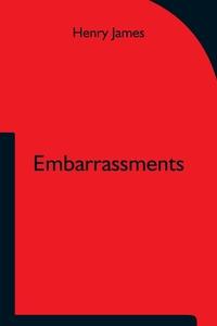 Embarrassments, Henry James обложка-превью