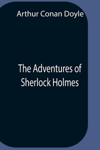 The Adventures Of Sherlock Holmes, Doyle Arthur Conan обложка-превью