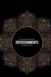 The Arabian Nights Entertainments, Andrew Lang обложка-превью