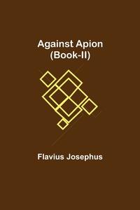 Against Apion (Book-II), Flavius Josephus обложка-превью