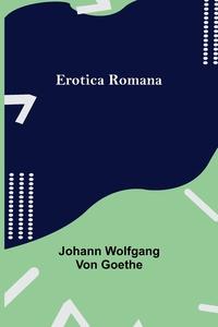 Книга под заказ: «Erotica Romana»